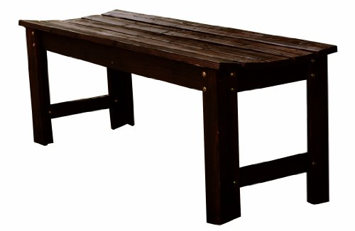 4' Backless Bench - 1