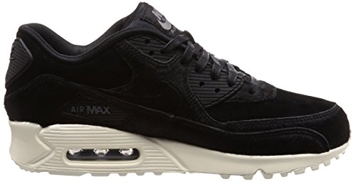 choice sale online low cost sale online NIKE Women's Air Max 90 LX Running Shoe Black / Black-dark Grey-sail cheap sale popular 6iukTRl
