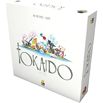 Funforge Tokaido Board Game – Out of Print Edition