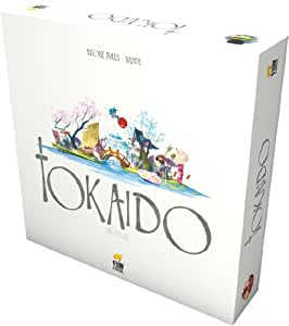 Tokaido Board Game