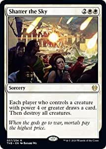 Amazon.com: Magic: The Gathering - Shatter The Sky - Foil - Theros ...