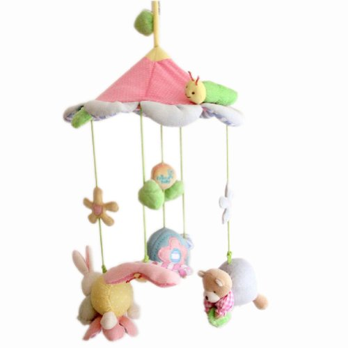 Forest Toddle Bed Decor Infant Dreams Baby Cribs Mobile M...