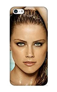 Whvuch-995-dlskcdw Exultantor Amber Heard Hot Feeling Iphone 5c On Your Style Birthday Gift Cover Case