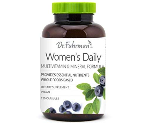 Dr. Fuhrman's Women's Daily Formula +D3 120 Caps ()