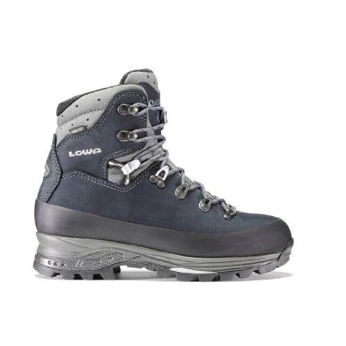 Lowa 220680-6927 - Zapatillas de senderismo para mujer Azul - azul marino/gris oscuro
