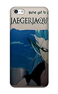 Fashion Tpu Case For Iphone 5c- Anime Bleach Defender Case Cover For Lovers Kimberly Kurzendoerfer