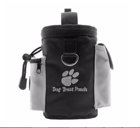 Pet Bag Supplies Accessories Pet Dog Puppy Obedience Agility Bait Training Food Treat Pouch Waterproof Bag