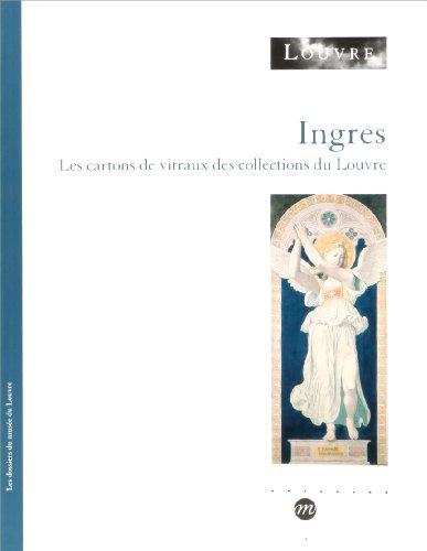 Ingres : Les cartons de vitraux des collections du Louvre