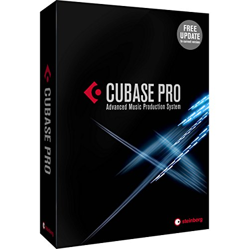 (Steinberg Cubase Pro 9 Recording Software, Professional)