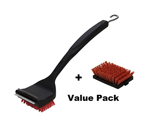 8366894 Cool-Clean Nylon Grill Brush