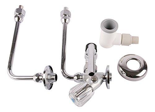 1//2 Zoll Sanitop-Wingenroth 05220 7 Speicheranschlussgarnitur mit Sicherheitsventil