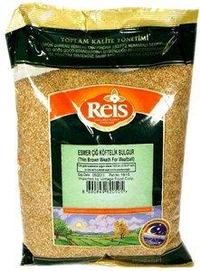 All Natural Whole Wheat Bulgur (Extra Fine) 2lb -