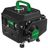 Bavaria 4152520Generador de corriente a gasolina, 350W, Negro