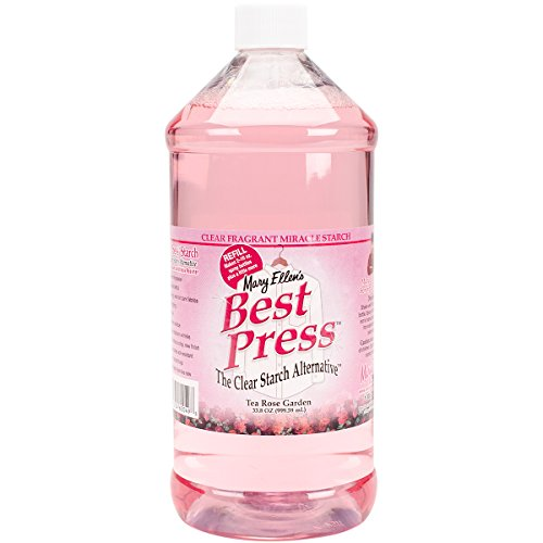 (Mary Ellen's Best Press Refills 33.8 Ounces-Tea Rose Garden)