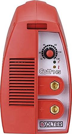 Solter 04136 - Inverter COTT 145 + maletín (240 V): Amazon.es: Industria, empresas y ciencia