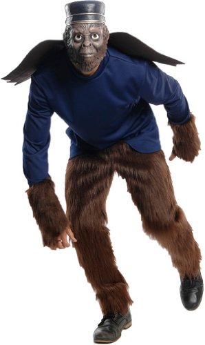 Deluxe Adult Finley Costumes (Rubie's Costume Disney's Oz The Great and Powerful Deluxe Finley, Multicolor, Teen Costume)