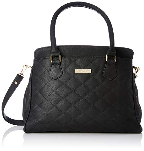 Lica Pezo Quilt Women Handbag (Black)