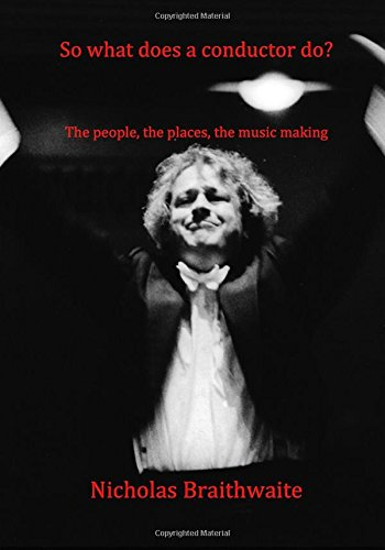 Download So what does a conductor do?: A life of music pdf
