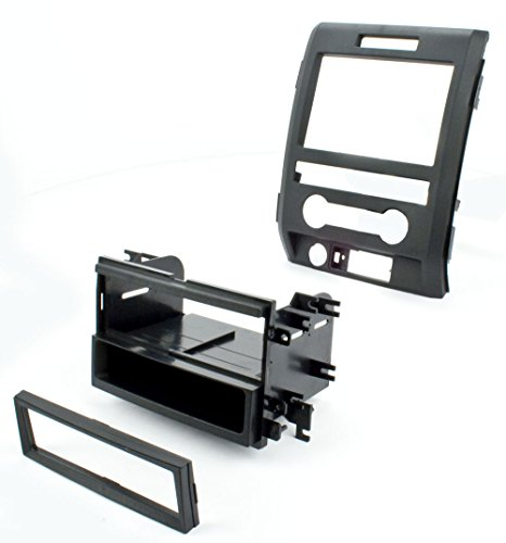 (Best Kit BKFMK526 2009-14 Ford F-150 (Select Models) Single ISO W/Pocket or Double Din)