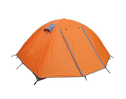 空虚泥だらけジェーンオースティン春夏秋用 軽量 アウトドア 登山 キャンプ テント キャンプ用品 (1-2人用) 並行輸入品