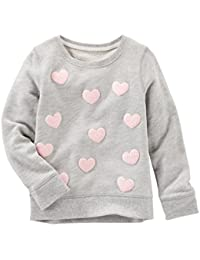 Girls' Kids Long Sleeve Tee