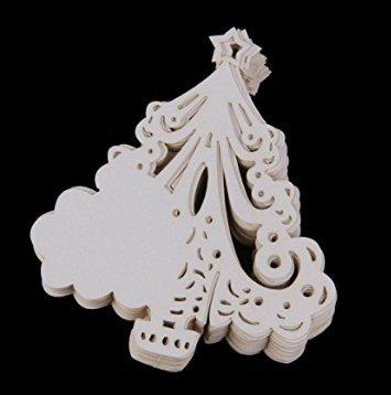 Toyonee Ornamentos de la tarjeta de la copa de vino rojo de la tarjeta de papel del alce de la Navidad para la decoraci/ón del partido del /árbol de navidad