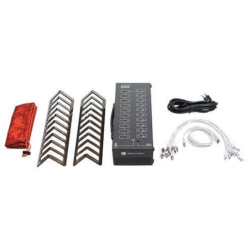 Bretford Power Sync adapter20 output connectors, Black (HC817BG1)