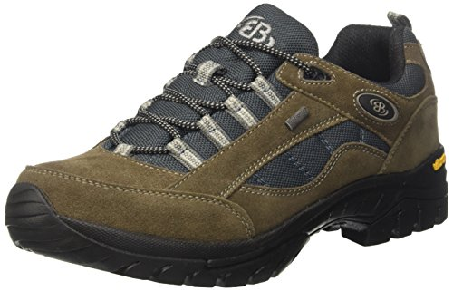 Bruetting Unisex Adults' Grand Canyon Low Rise Hiking Shoes Brown (Braun/Grau Braun/Grau) sale huge surprise cheap sale visit new comfortable for sale OWQBKxwq