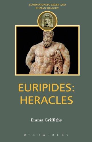 Euripides: Herakles (Duckworth Companions to Greek & Roman Tragedy)