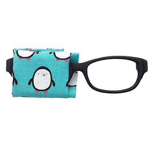 Amazon.com: Eye patch for glasses - PENGUIN - baby child