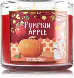 Bath-Body-Works-3-Wick-Candle-Pumpkin-Apple