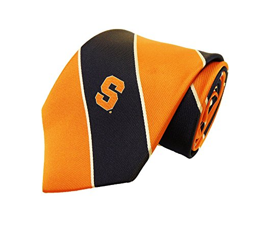 NCAA Men's Striped Necktie