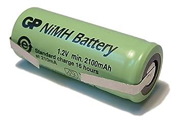 GP Batteries - Batería de repuesto recargable para cepillo de dientes eléctrico Braun Oral-B: Amazon.es: Electrónica