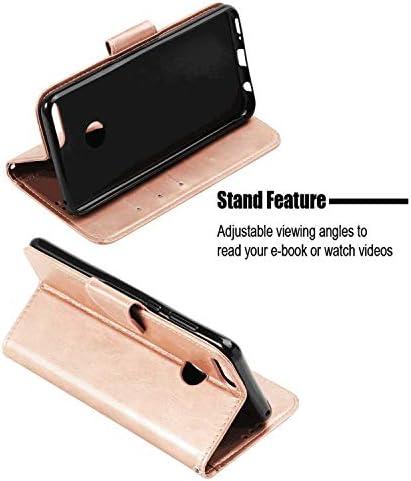 Samsung Galaxy S9 レザー ケース, 手帳型 サムスン ギャラクシー S9 本革 財布 全面保護 ビジネス スマートフォンカバー カバー収納 無料付スマホ防水ポーチIPX8 ホワイト1
