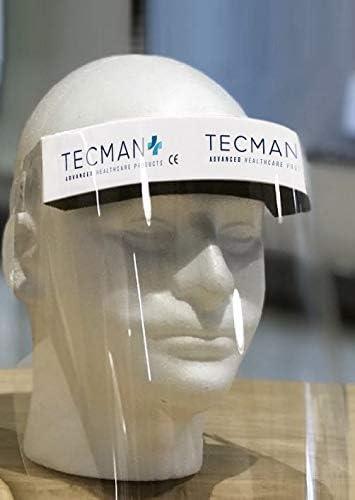 Face Shield Gesichtsschutz Schutzschild Gesichtsschutz-Schirm Augenschutz Spuck-Schutz