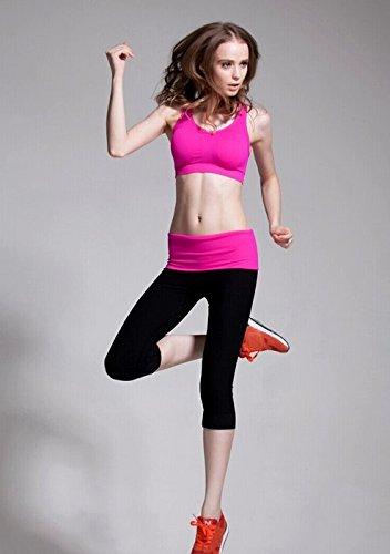 Demarkt Camiseta de tirantes Sujetador Deportivo de Running Para Mujer: Amazon.es: Deportes y aire libre