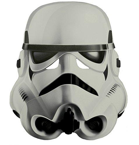 Stormtrooper Official Star Wars Paper Cardboard Mask (Stormtrooper Mask)