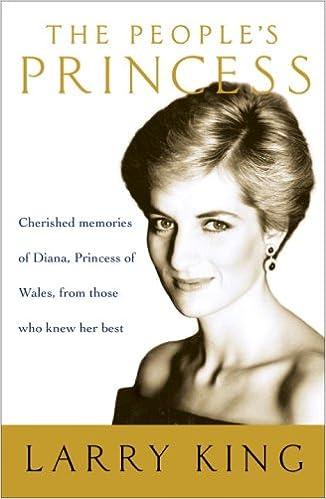 The People's Princess: Cherished Memories of Diana, Princess