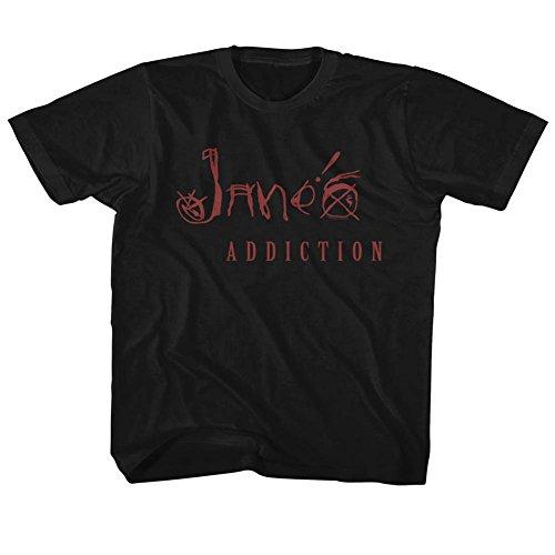 American Classics Janes Addiction Music Jane's Addiction Youth Short Sleeve T Shirt L (14-16)