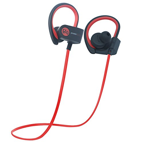 Bluetooth Headphones Wireless 4.1 Sports Earphones Waterproof Headset for Running Workout Gym