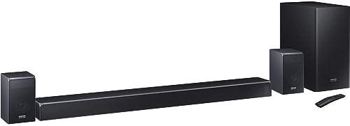 Samsung HW-Q90R 510W 7.1.4-Channel Soundbar System w Wireless Subwoofer – Renewed