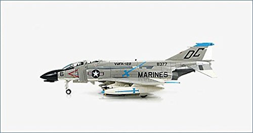 1/72 F-4B ファントムII `VMFA-122` HA1967