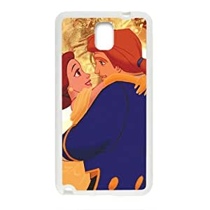 Beauty and the Beast Cell Phone Case for Samsung Galaxy Note3