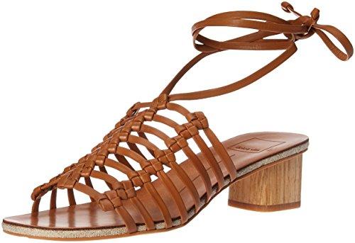 Sandalo In Pelle Caramello Sandalo Da Donna Dolce Vita