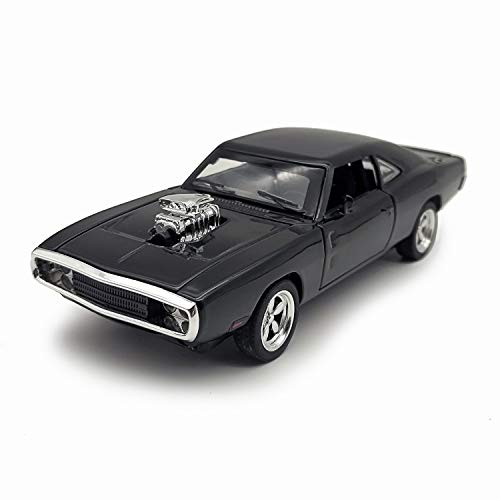 LMOY 1/32 Scale Fast & Furious Dominic's Dodge Charger Die-cast Car ()