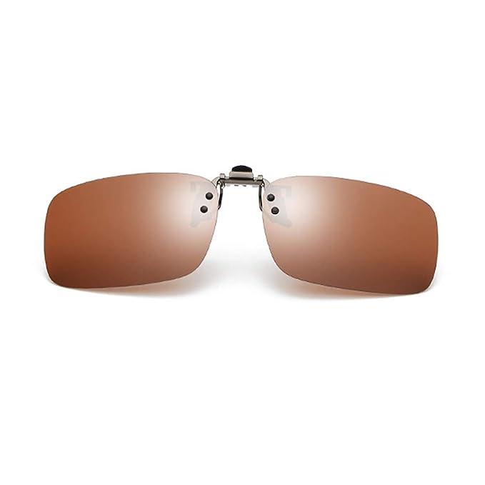 Embryform Clip en gafas de sol para gafas graduadas Hombres ...