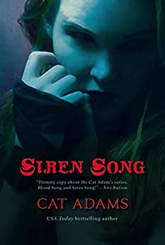 Siren Song (The Blood Singer Novels Book 2) (English Edition) por [Adams, Cat]