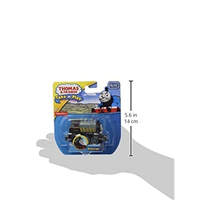 Fisher-Price Thomas & Friends Take-n-Play, Porter: Toys & Games