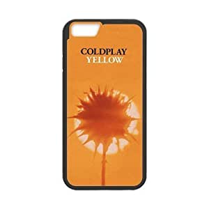 Coldplay Yellow Case for iPhone 6