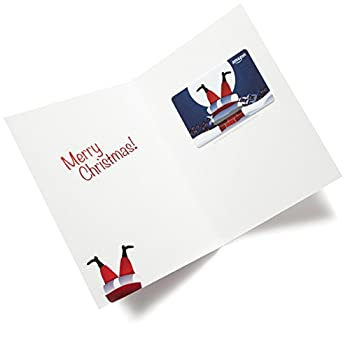 Amazon.com Gift Card In A Greeting Card (Fitting Christmas Design) 3